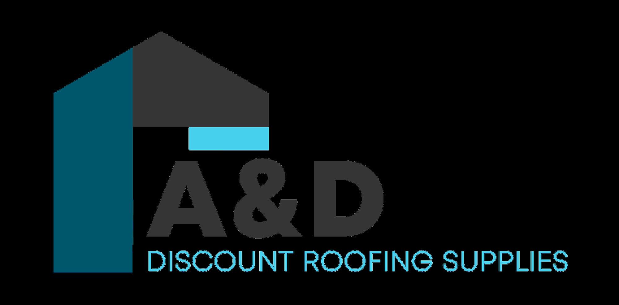 A & D Discount Roofing Logo (Original)